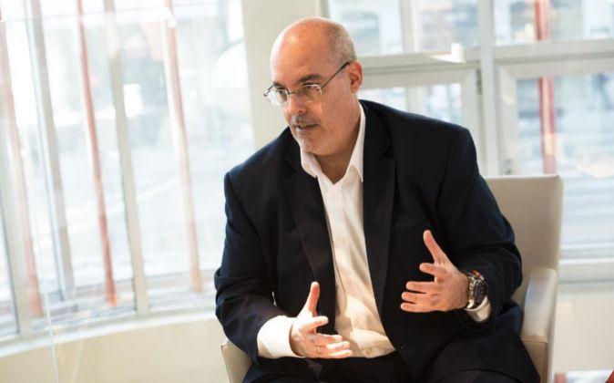 Arturo Pérez de Lucía, director gerente de Aedive.