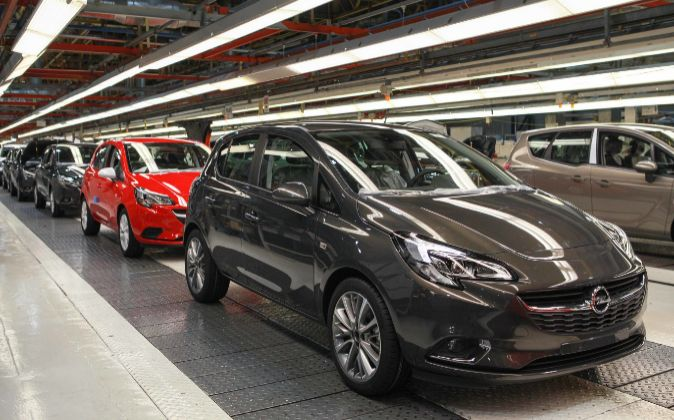 Gama de coches Opel