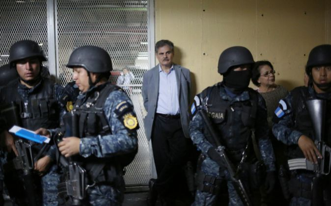 El exministro guatemalteco de Finanzas y presidente de Oxfam...