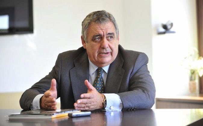 Enrique Díaz, presidente de Solaria.