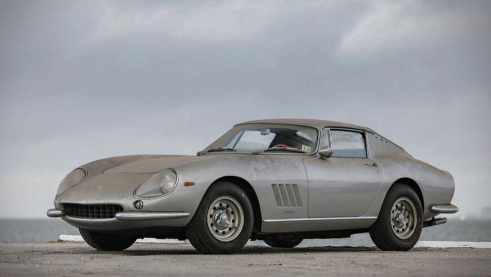 """Ferrari 275 GTB de los denominados """"Long Nose"""" o """"Nariz..."""