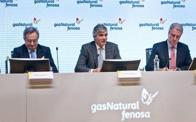 Presentación de los resultados de Gas Natural, con Francisco Reynés,...