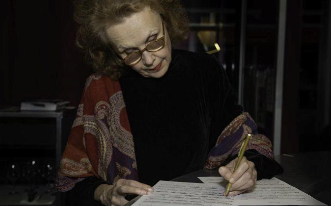 Kaija Saariaho, compositora finlandesa