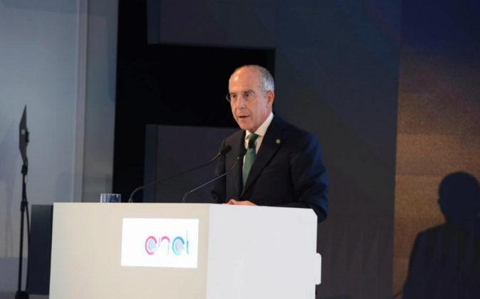 Franceso Starace, consejero delegado de Enel.