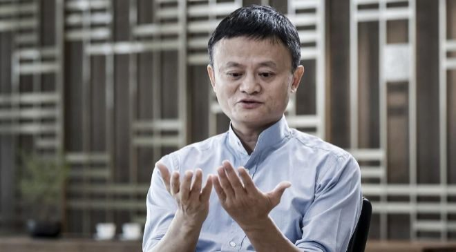 Jack Ma, presidente de Alibaba.