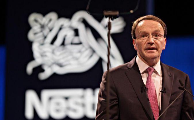 Ulf Mark Schneider, CEO de Nestle.