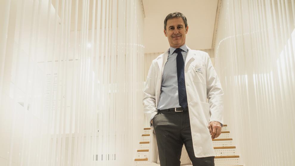 Ricardo Ruiz, dermatólogo.