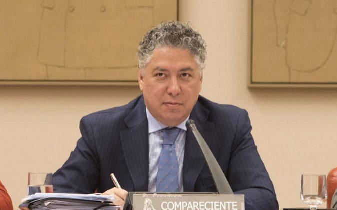El secretario de Estado de la Seguridad Social, Tomás Burgos.