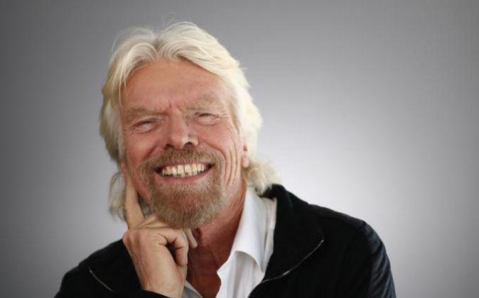 Richard Branson permite que sus empleados se cojan las vacaciones que...