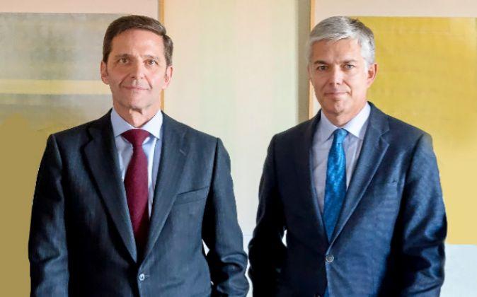 Ramon Carné y Nicolás Jiménez-Ugarte, socios directores de Artá...