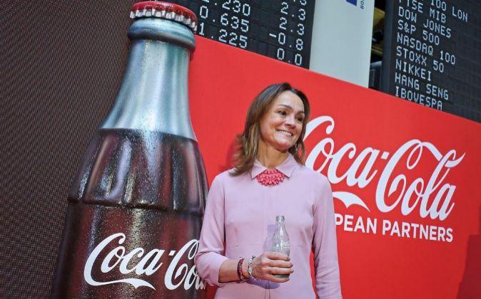 La presidenta de Coca-Cola Iberian Partners, Sol Daurella.
