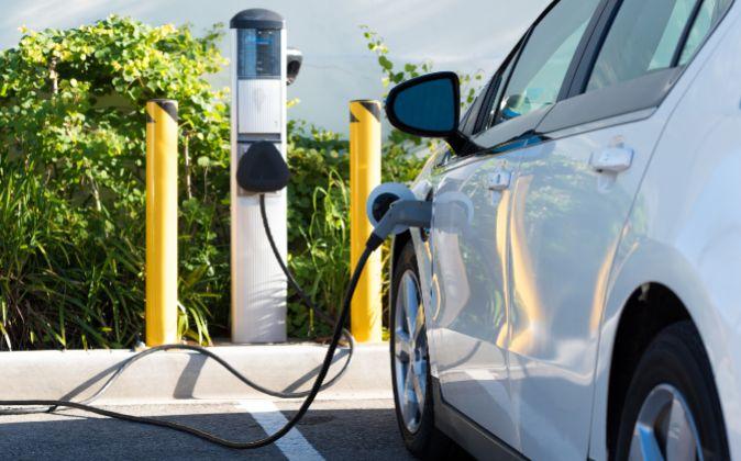 Cargador coche eléctrico
