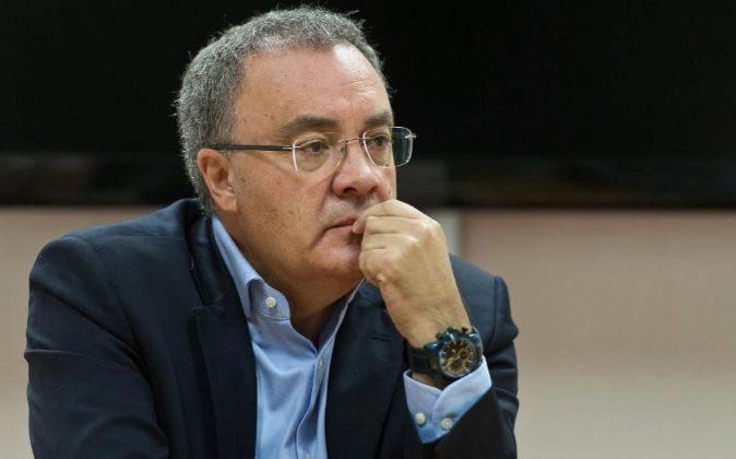 Tobias Martínez, consejero delegado de Cellnex y nuevo presidente de...