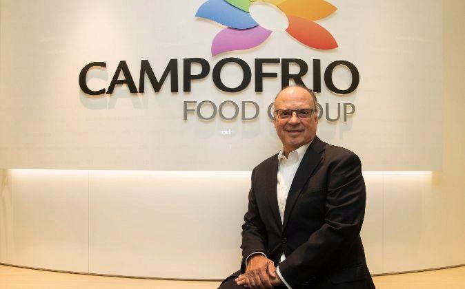Mario Paez, presidente de Campofrío Food Group.