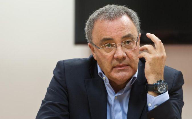 Tobías Martínez, presidente ejecutivo y CEO de Cellnex