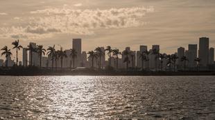 """Miami, la ciudad del """"latin power""""."""