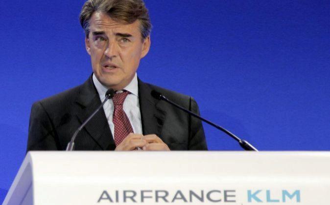 Alexandre de Juniac, consejero delegado de Air France-KLM.