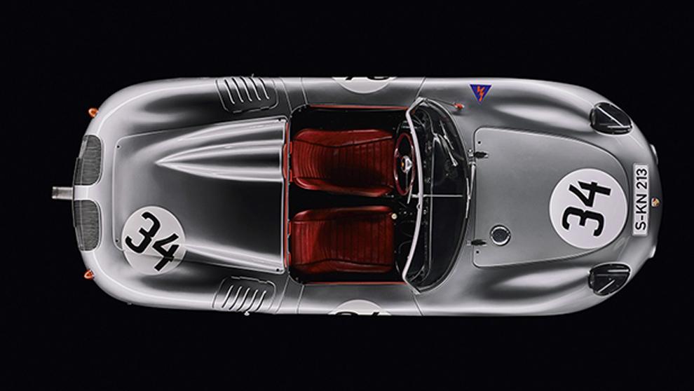 Porsche 718 RS 60 SPYDER (1960)