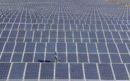 Imagen de archivo de una planta fotovoltaica.