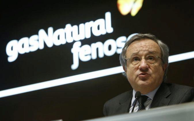 Rafael Villaseca, ex consejero delegado de Gas Natural