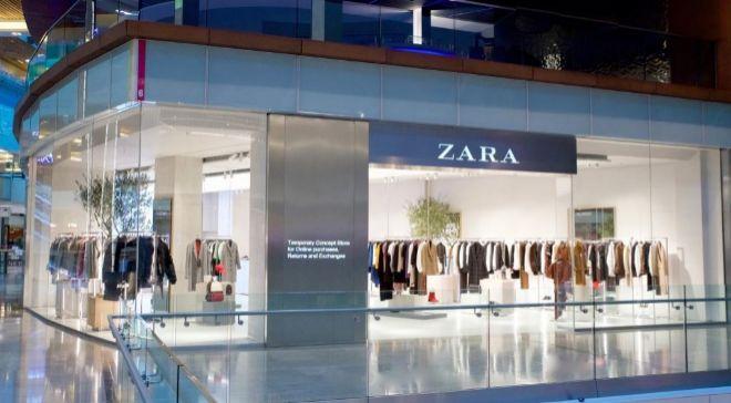 El nuevo Zara de Londres anticipa tecnologías como la recogida...