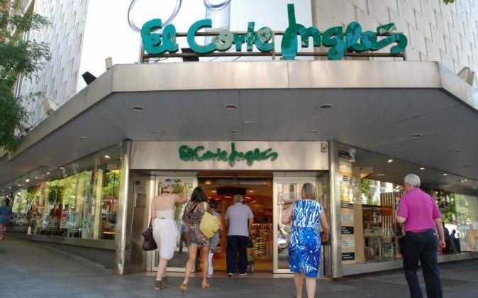 Centro comercial El Corte Inglés
