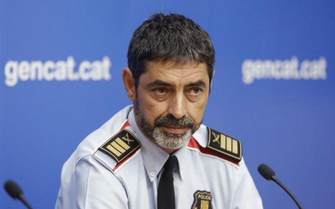 Josep Lluís Trapero, en una imagen de archivo.
