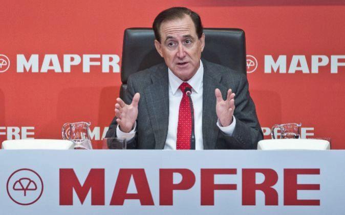 Antonio Huertas, presidente de Grupo Mapfre.