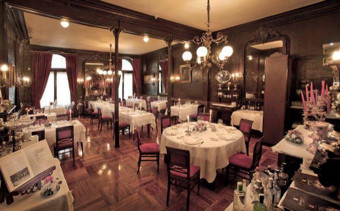 Restaurante Lhardy
