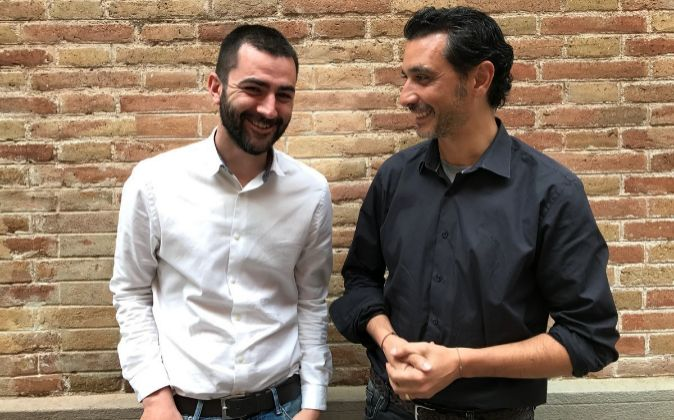 Albert Bosch y Miquel A. Mora, cofundadores de Housfy