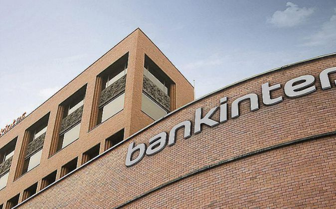 Sede de Bankinter en Madrid.