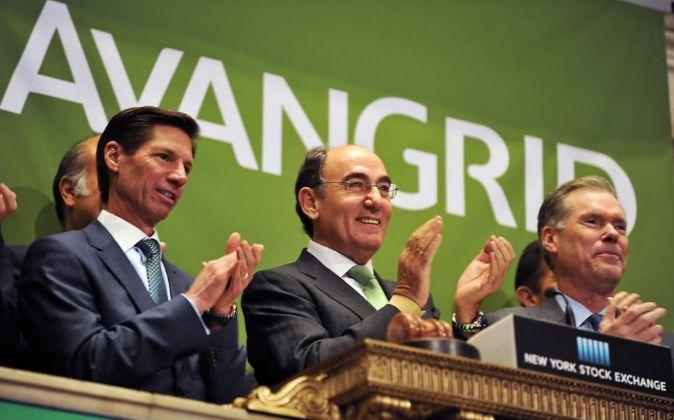 El presidente y consejero delegado de Iberdrola, Ignacio Sánchez...