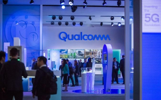 Qualcomm en Las Vegas Convention Center