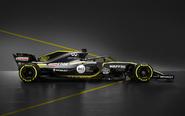 El nuevo Renault RS18.
