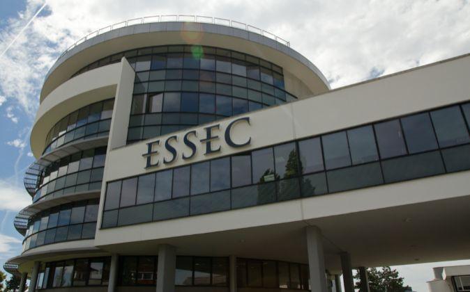 Las empresas asociadas a Essec plantean problemas reales a los...