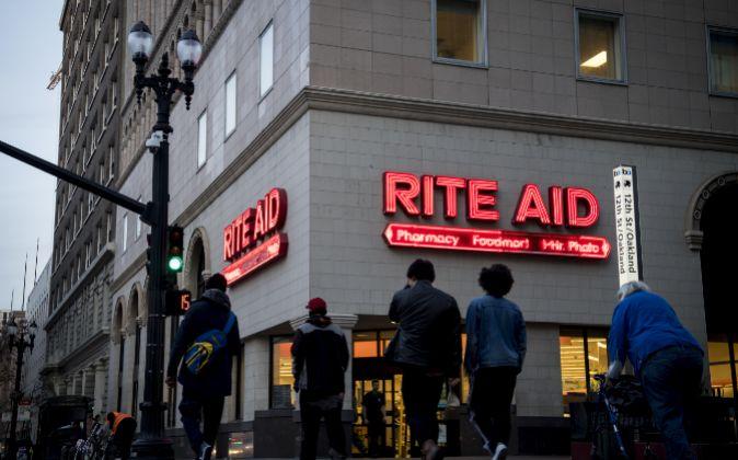 Establecimiento de Rite Aid.