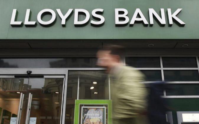 Sucursal de Lloyds en Londres.