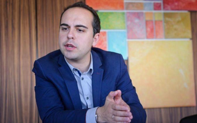 José Manuel Calvo, Concejal de Urbanismo.