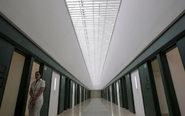 El Centro Penitenciario de Estremera Madrid VII, ubicado en la...