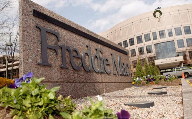 Foto de archivo de la sede de Freddie Mac antes de ser intervenida por...