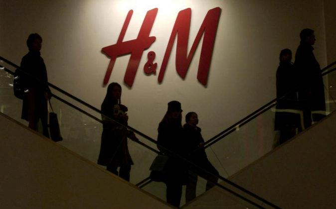 Tienda de H&M.