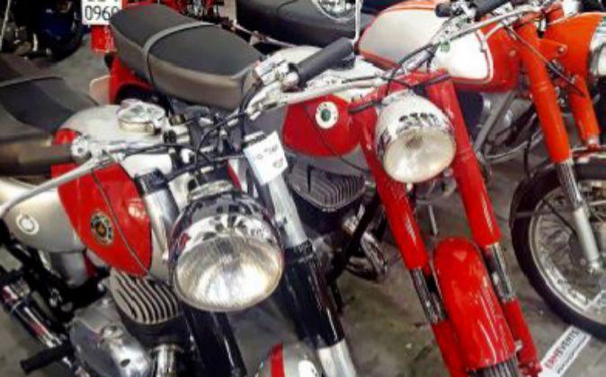 Marcas como Bultaco, que mantiene una gran reputación (en EEUU son...