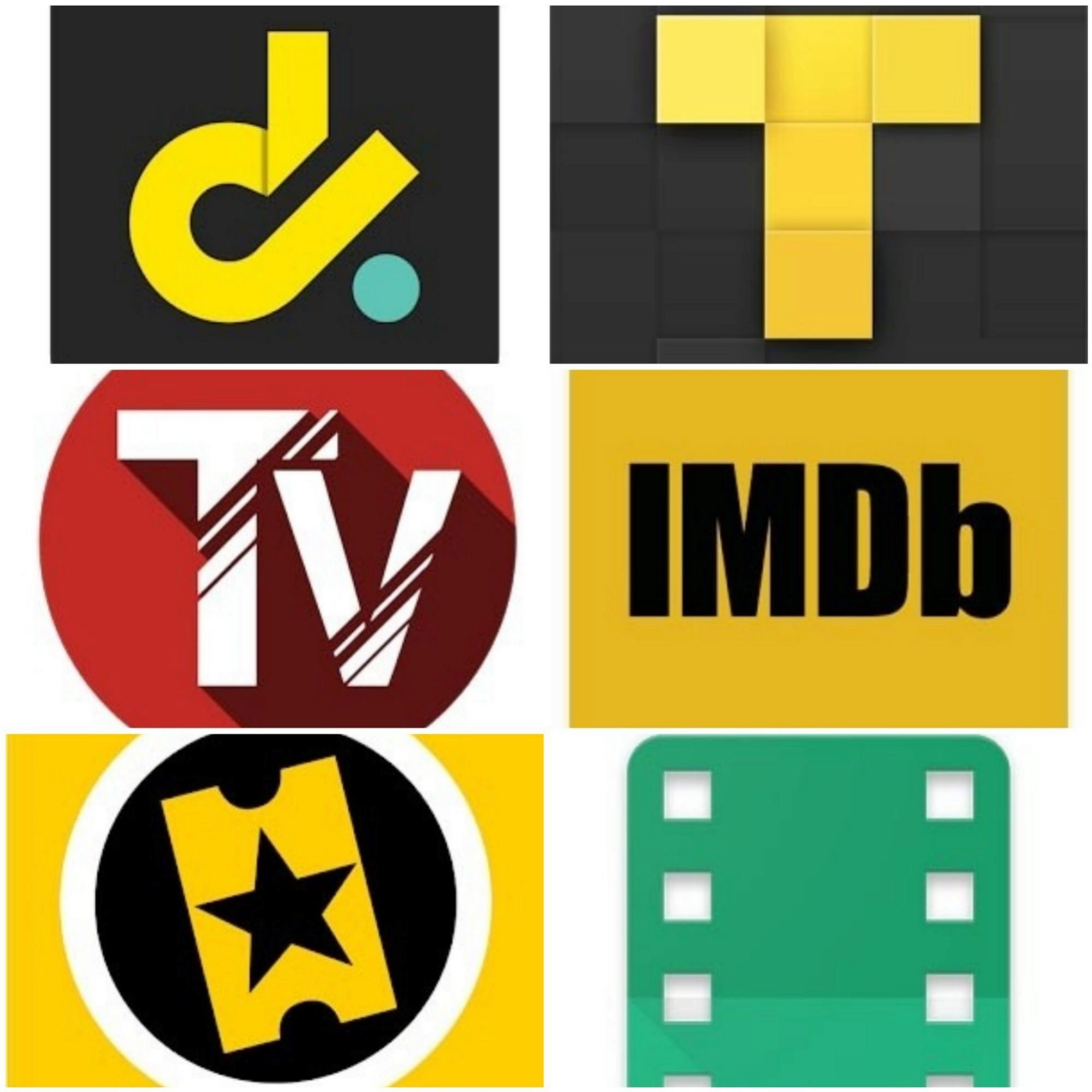 Dive; TvTime; TvSeries; IMDb; Sensacine; Cinematics