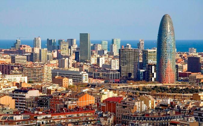 Barcelona es la única ciudad española dentro de las consideradas por...