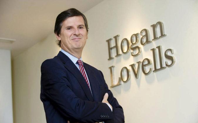 Lucas Osorio, socio director de Hogan Lovells en Madrid.