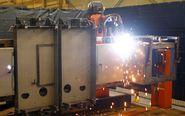 Línea de producción de la factoría de Istobal en Alcudia.