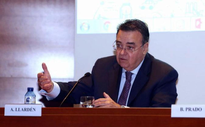 Antonio Llardén, ex vicepresidente de Catalunya Caixa.