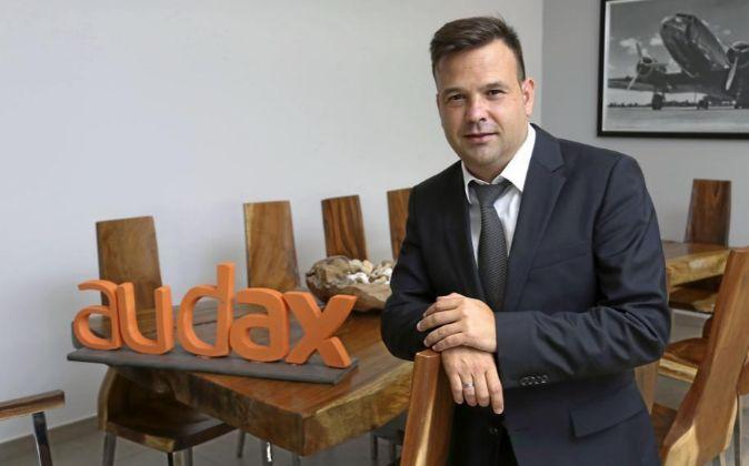 José Elías, CEO de Audax.