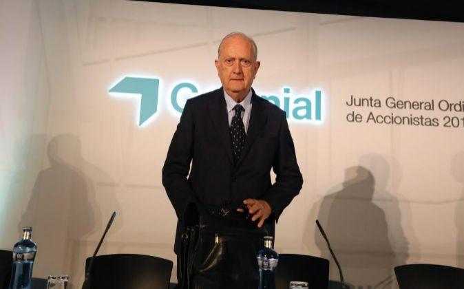 Juan José Brugera, presidente de Colonial.