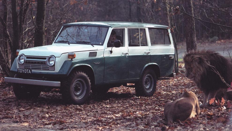 Que un modelo de coche se acerque a los 70 años es por sí solo un...